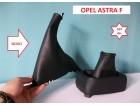 Opel Astra F kožice menjača i ručne (crni konac) NOVO