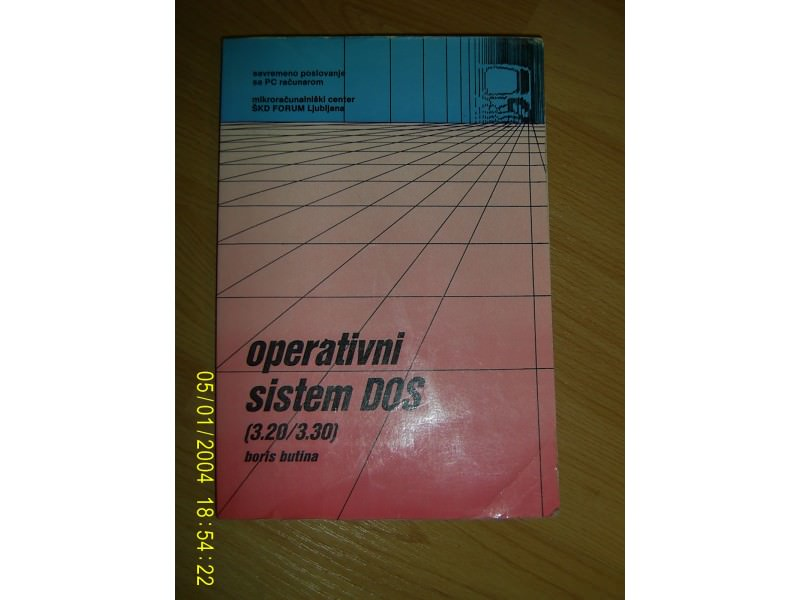 Operativni sistem DOS