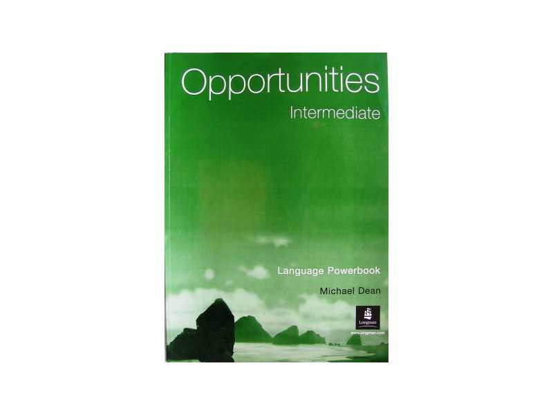 Opportunities Intermediate Language Powerbook