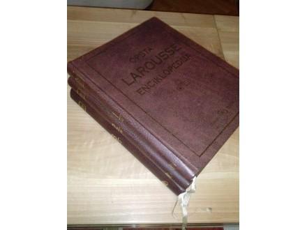 Opsta enciklopedija Larousse u 3 toma