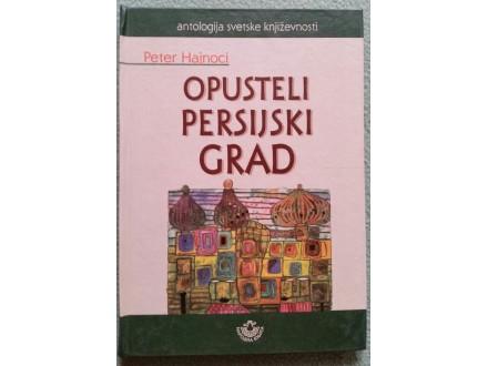Opusteli persijski grad  Peter Hajnoci