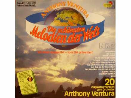 Orchester Anthony Ventura - Die Schönsten Melodien Der Welt Nr. 3
