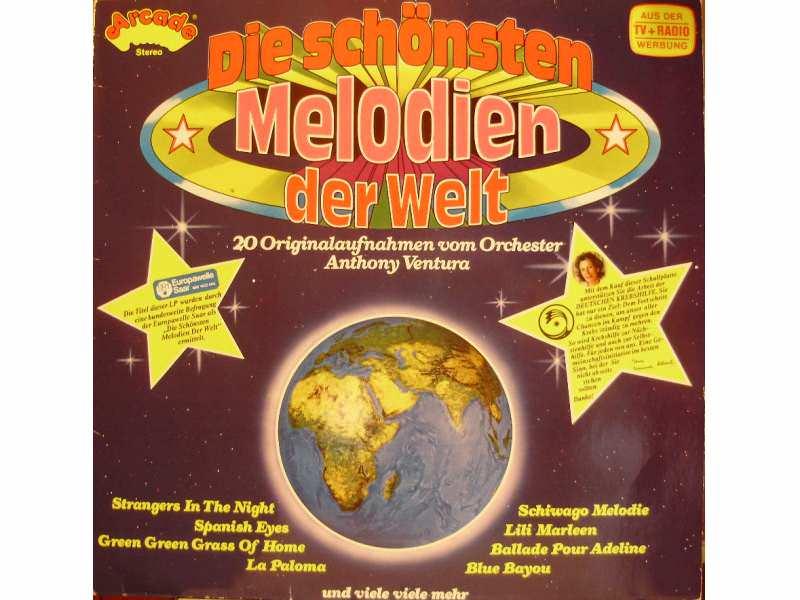Orchester Anthony Ventura - Die Schönsten Melodien Der Welt