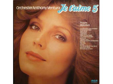 Orchester Anthony Ventura - Je T`Aime 5