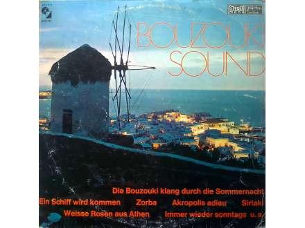 Orchester Claudius Alzner - Bouzouki Sound