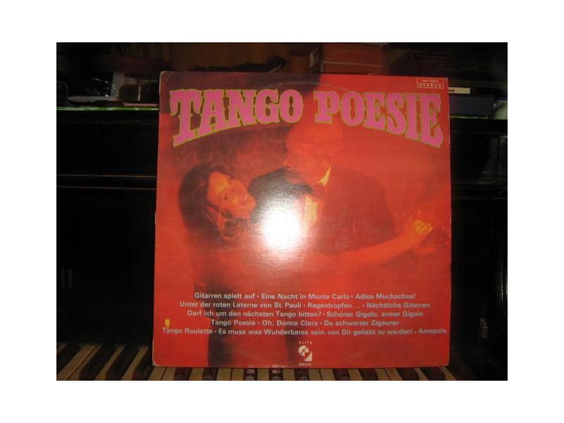 Orchester Claudius Alzner - Tango poesie
