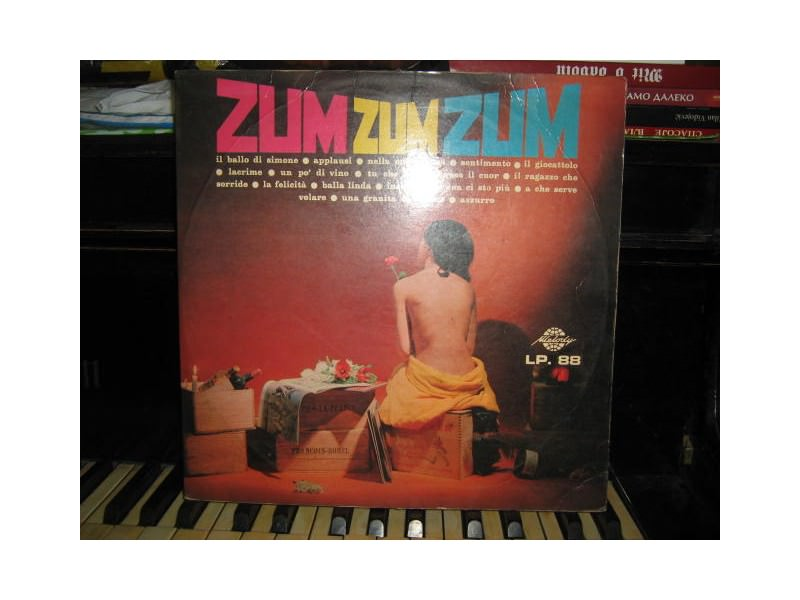 Orchestra Marco Antony - Zum Zum Zum