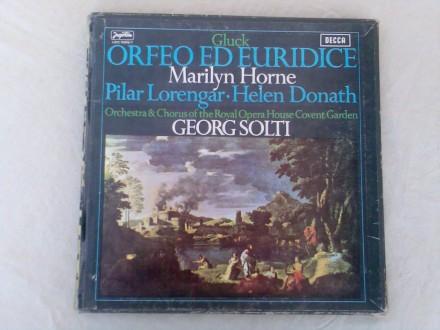 Orfeo Ed Euridice (Abridged Version)