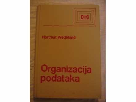 Organizacija podataka - Hartmut Wedekind