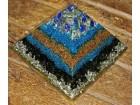 Orgonit Piramida 4 (Generator) Lapis Lazuli ! ! !