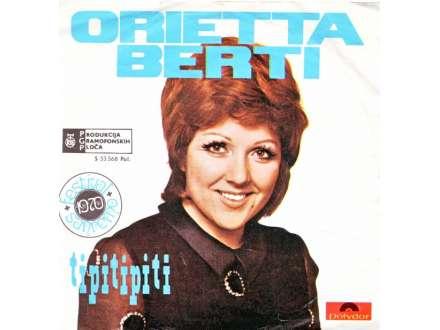 Orietta Berti - Tipitipiti / Osvaldo Tango