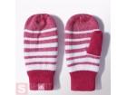 Original Adidas zimske rukavice crveno bele+NOVO