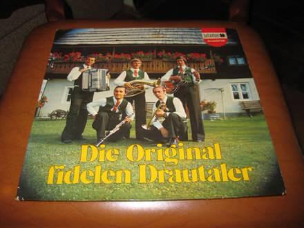 Original Fidele Drautaler - Die Original fidelen Drautaler