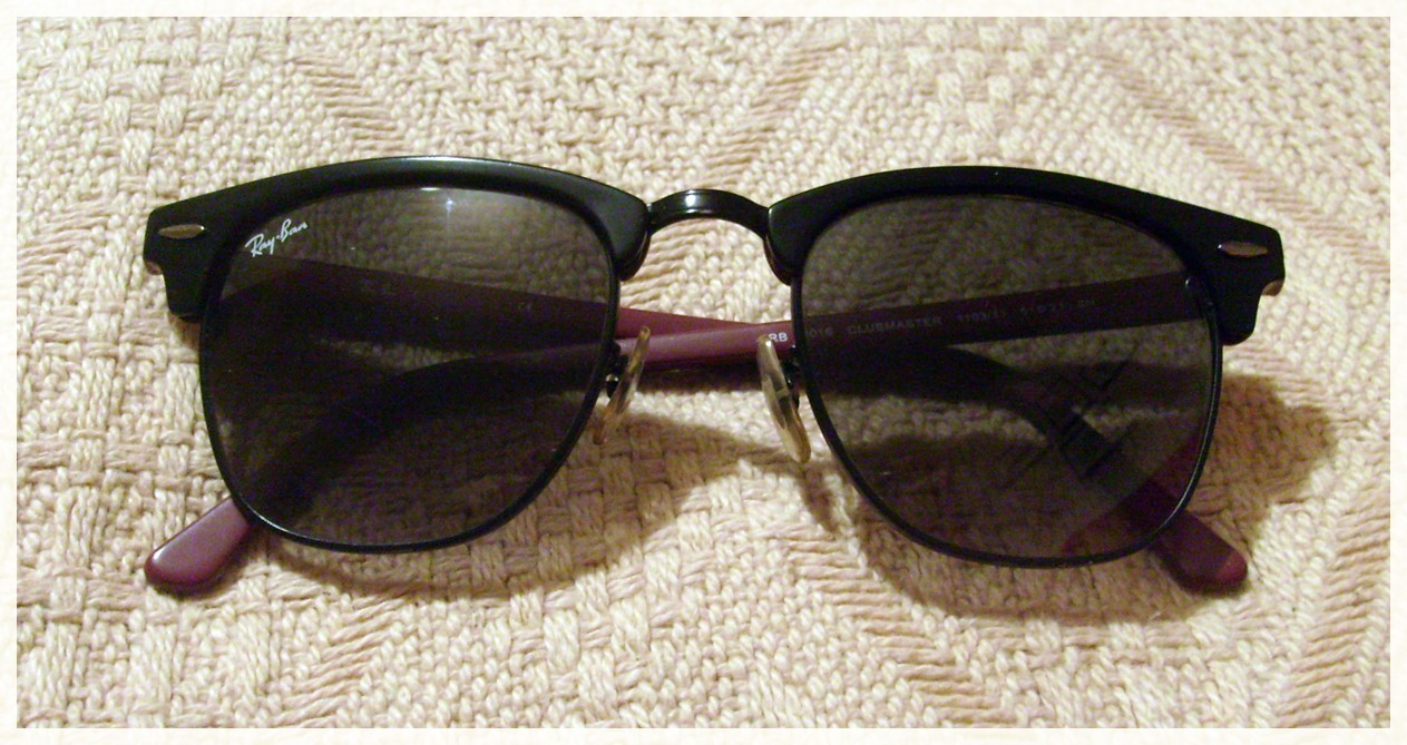 176697fb6 ... canada original ray ban rb3016 clubmaster 1103 71 naoare 767d3 eb806