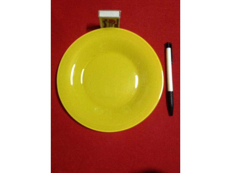 Original stari Arcopal France tanjiri iz 50ih god.Retke