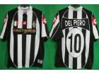 Originalni Lotto crno beli dres Del Piero #10, Juventus