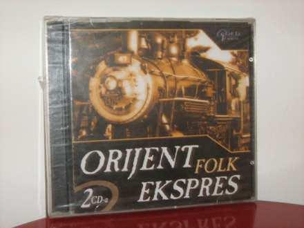 Orijent folk ekspres (2CD)