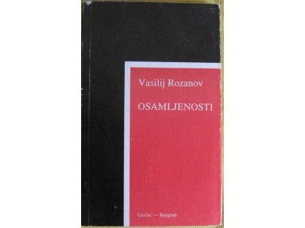 Osamljenosti  Vasilij Rozanov
