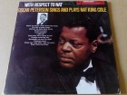 Oscar Peterson/Oscar Peterson Trio - With Respect, mint