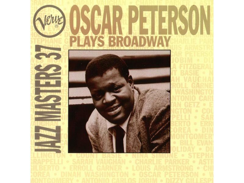 Oscar Peterson - Verve Jazz Masters 37