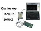 Osciloskop Hantek USB - dva kanala - 20MHz