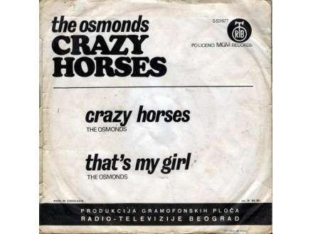 Osmonds, The - Crazy Horses