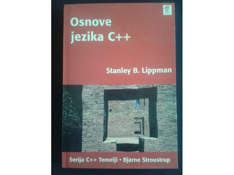 Osnove jezika C++ , Stanley B. Lippman