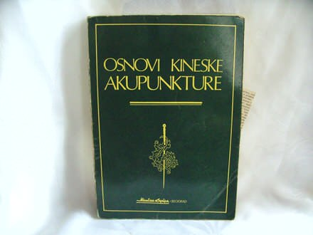 Osnovi kineske akupunkture