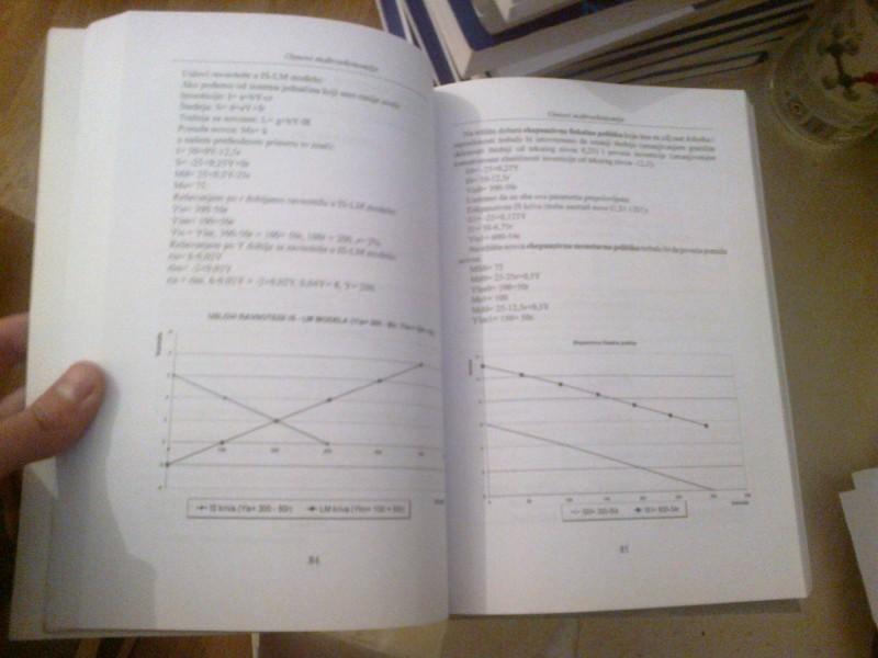 Osnovi makroekonomije primeri - Jakšić, Fabris