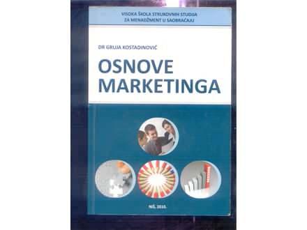 Osnovi marketinga Gruja Konstantinovic