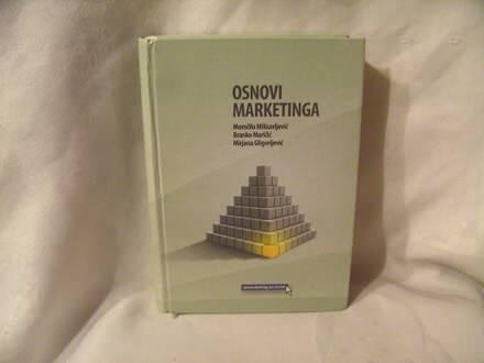 Osnovi marketinga, Momčilo Milisavljević