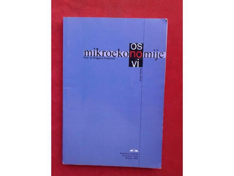 Osnovi mikroekonomoije