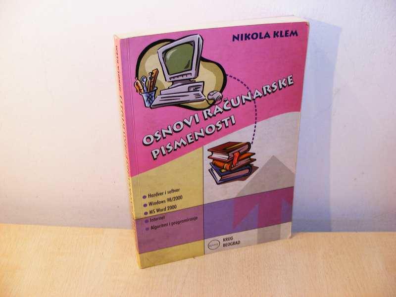 Osnovi računarske pismenosti  Klem (besplatna dostava)