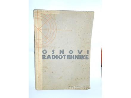 Osnovi radiotehnike dr. Franz Fuchs