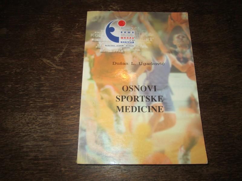 Osnovi sportske medicine, Dušan Ugarković