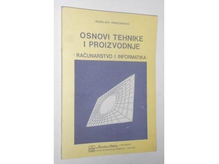 Osnovi tehnike i proizvodnje iz 1987
