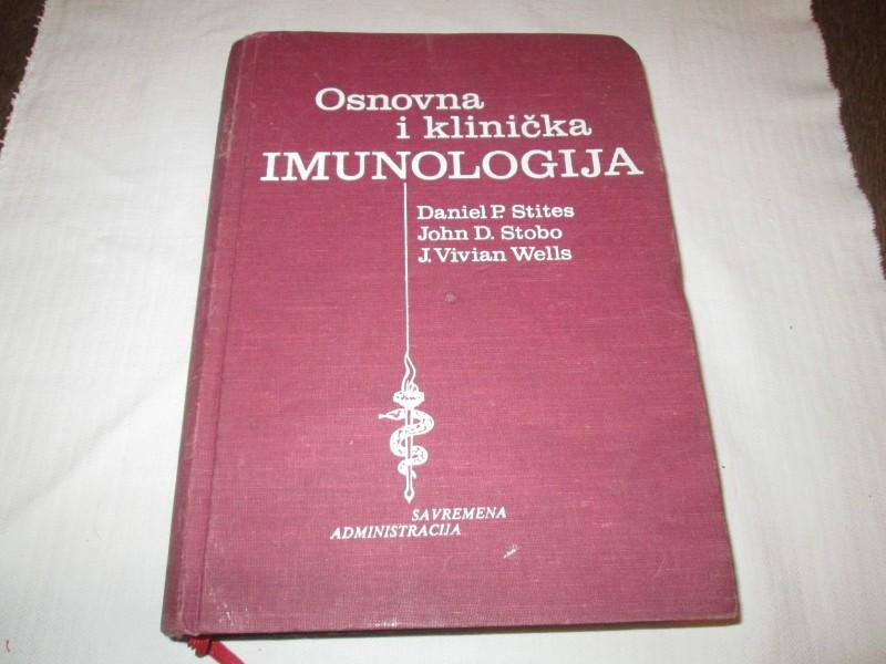 Osnovna i klinicka IMUNOLOGIJA - grupa autora