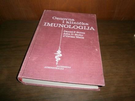Osnovna i klinicka imunologija - Daniel P. Stites...