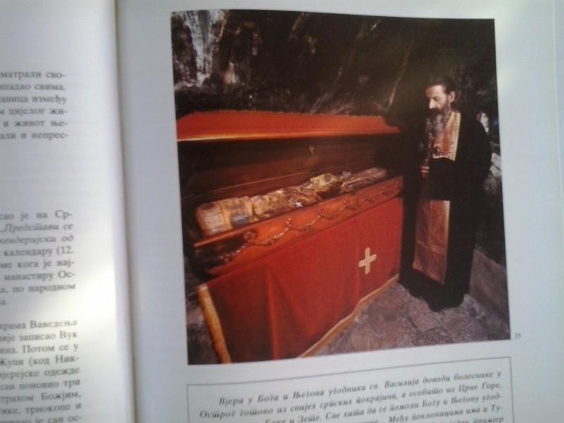 Ostrog monografija Radomir Bajo Šaranović