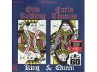 Otis Redding & Carla Thomas – King & Queen