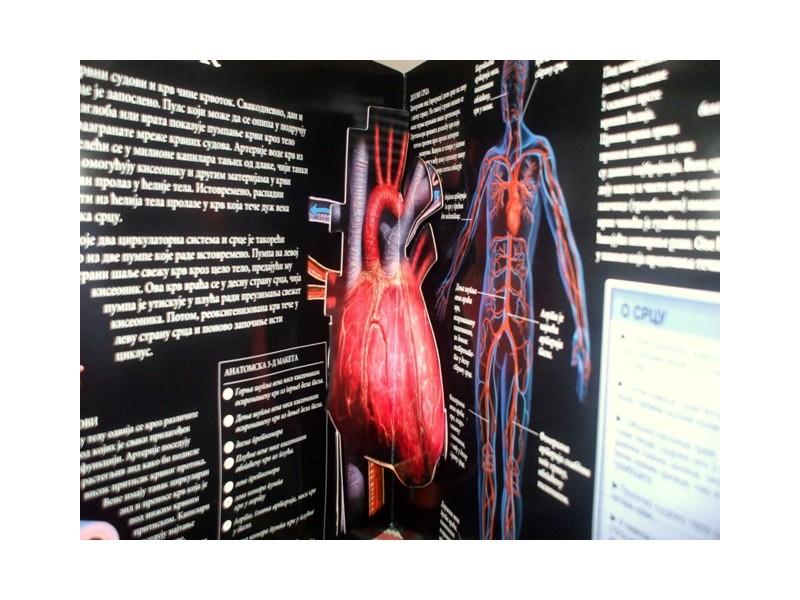 Otkrića - ljudsko telo - 3D, Stiv Parker, nova