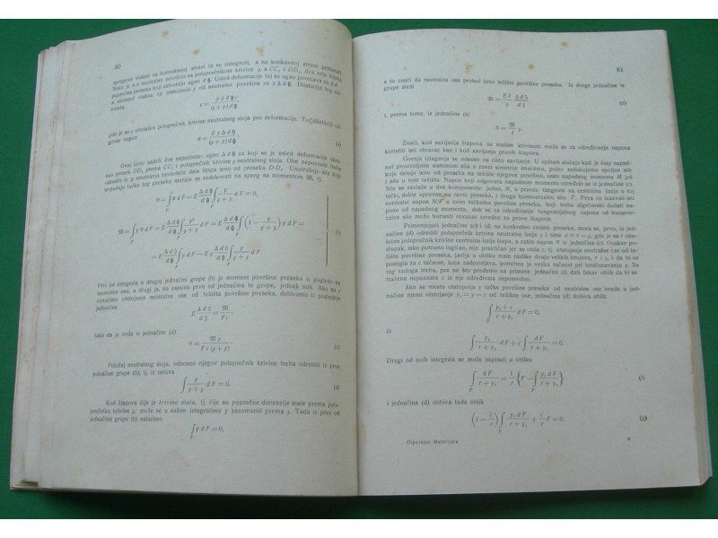 Otpornost materijala - J. Hlitčijev, M. Vrečko