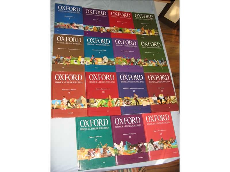 Oxford Školska enciklopedija