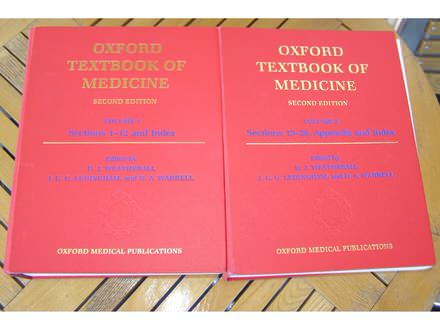 Oxford Textbook of Medicine Volumes 1 & 2