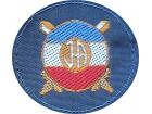 Oznaka za kapu JNA prelazni period RV PVO.