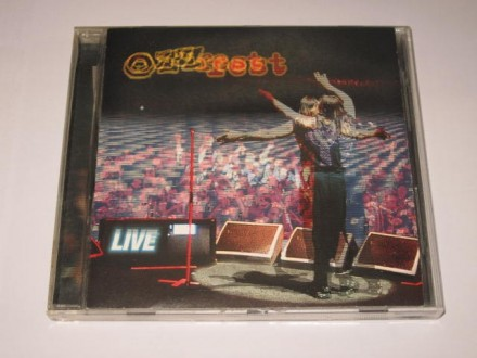 Ozz - Fest Live (CD), UK