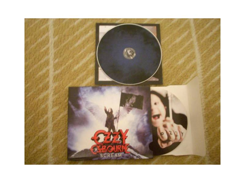 Ozzy Osbourne - Scream CD slide pak