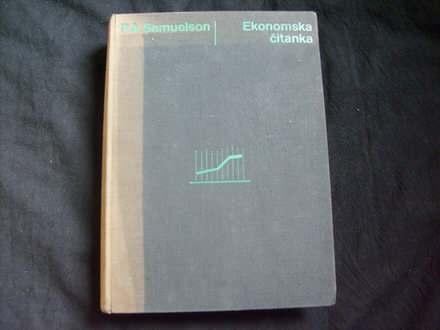 P.A. Samuelson, EKONOMSKA ČITANKA