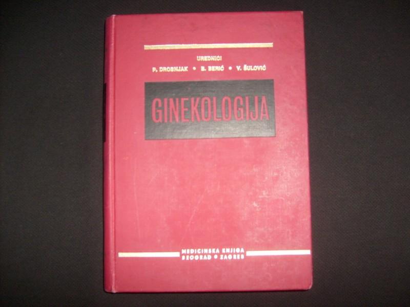 P.Drobnjak, B. Berić, V. Šulović, GINEKOLOGIJA