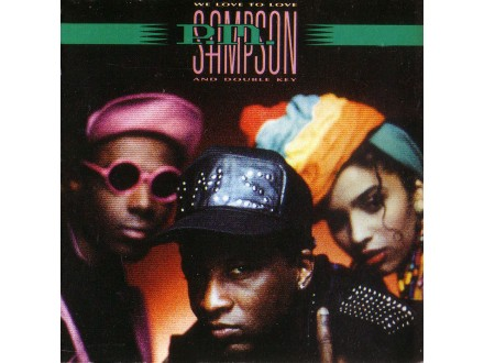 P.M. Sampson, Double Key - We Love To Love